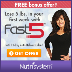 Nutrisystem Coupons and Review – $220 Off